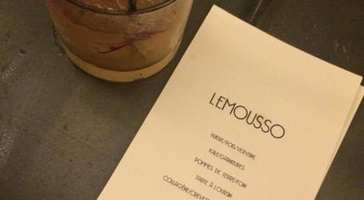 Photo of Restaurant Le Mousso at 1023, Rue Ontario Est, Montreal H2L 1P8, Canada