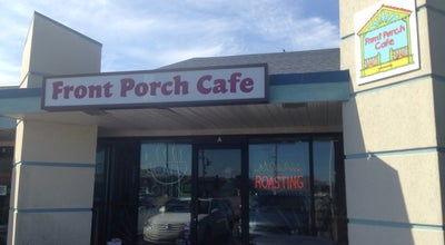Photo of Coffee Shop Front Porch Cafe at 2200 N Croatan Hwy, Kill Devil Hills, NC 27948, United States