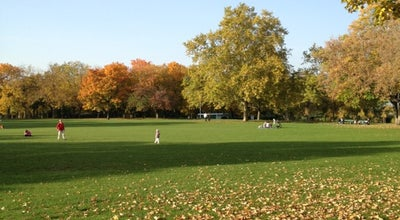 Photo of Park Volkspark at Germany
