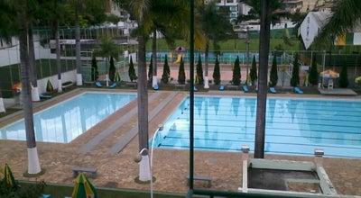 Photo of Water Park Real Esporte Club at Rua Realeza, 70, João Monlevade, Brazil