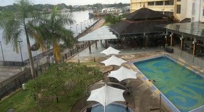 Photo of Pool Poolside Grand Margherita Hotel at Jalan Tunku Abdul Rahman, Kuching 93100, Malaysia