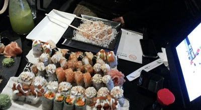 Photo of Sushi Restaurant Mori Sushi at 19 El Gabalaya St., Zamalek, Egypt
