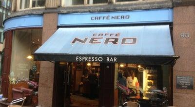 Photo of Coffee Shop Caffè Nero at 91 Hope St., Glasgow G2 6LL, United Kingdom