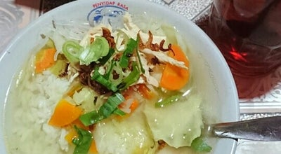 Photo of Brazilian Restaurant Sop Ayam Pak Jambari at Jl.r.suprapto, Depan Toko Terang, Purwodadi Grobogan 58111, Indonesia