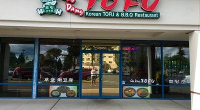 Photo of Korean Restaurant Cho Dang Tofu Restaurant (초당 순두부) at 2200 S 320th St, Federal Way, WA 98003, United States