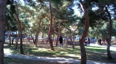 Photo of Playground ΠΑΙΔΙΚΗ ΧΑΡΑ ΠΛΑΤΕΙΑΣ Β.ΓΕΩΡΓΙΟΥ - PLAYGROUND WITH TREES AROUND at Πλατεία Βασιλέως Γεωργίου Πρώτου, Nea Smyrni 171 22, Greece