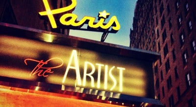 Photo of Indie Movie Theater Paris Theater at 4 W 58th St, New York, NY 10019, United States
