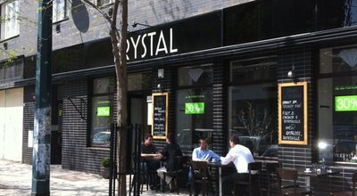 Photo of Restaurant Krystal Bistro at Sokolovská 101/99, Praha 186 00, Czech Republic