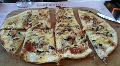 Photo of French Restaurant Tart Flambe at Бул. Христо Ботев 111, Plovdiv, Bulgaria