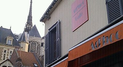 Photo of French Restaurant Cafe Ad'hoc at Place Du Don, Amiens 80000, France