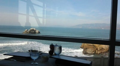 Photo of Seafood Restaurant Sutro's at Cliff House at 1090 Point Lobos Ave, San Francisco, CA 94121, United States