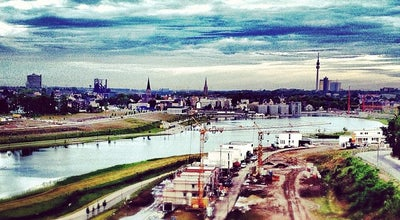 Photo of Lake Phoenix See at Hermannstr., Dortmund 44263, Germany