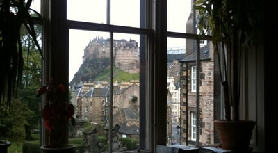 Photo of Coffee Shop The Elephant House at 21 George Iv Bridge, Edinburgh EH1 1EN, United Kingdom