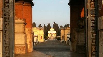 Photo of Cemetery Cimitero Monumentale del Verano at Piazzale Del Verano, 1, Roma 00185, Italy