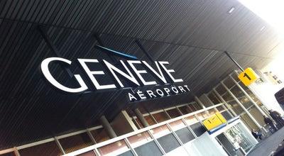 Photo of Airport Aéroport de Genève Cointrin (GVA) at Route De L'aéroport, Grand-Saconnex 1218, Switzerland