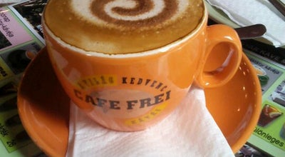 Photo of Coffee Shop Cafe Frei at Agria Park (fsz.), Eger 3300, Hungary