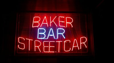 Photo of Dive Bar Baker Streetcar Bar at 9817 Joseph Campau St, Hamtramck, MI 48212, United States