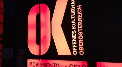 Photo of Indie Movie Theater Moviemento at Ok Platz 1, Linz 4020, Austria