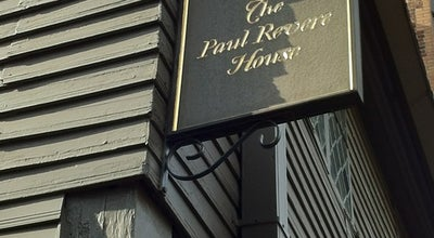 Photo of Historic Site Paul Revere House at 19 North Sq, Boston, MA 02113, United States