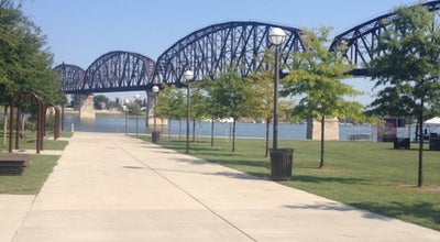 Photo of Tourist Attraction Louisville Waterfront Park at 129 E. River Rd, Louisville, KY 40202, United States