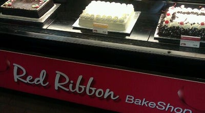Photo of Bakery Red Ribbon Bake Shop at 1372 Southcenter Mall, Tukwila, WA 98188, United States