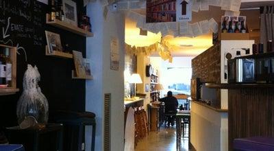 Photo of Cafe Llibreria Cafè Context at Plaça Del Pou Rodó, 21, Girona 17004, Spain
