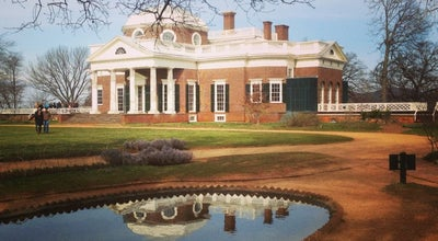 Photo of Historic Site Monticello at 931 Thomas Jefferson Pkwy, Charlottesville, VA 22902, United States
