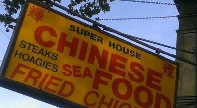 Photo of Chinese Restaurant Super House at 5344 Master St, Philadelphia, PA 19131, United States