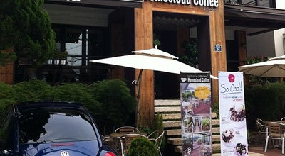 Photo of Cafe Homestead Coffee at 종로구 화동 87-1, 서울특별시, South Korea