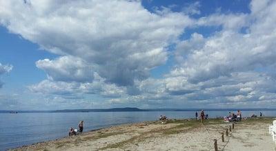 Photo of Beach пляж на Кунгасе at Russia