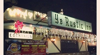 Photo of Dive Bar Ye Rustic Inn at 1831 Hillhurst Ave, Los Angeles, CA 90027, United States