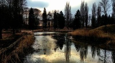 Photo of Park Šimkovy sady at Šimkovy Sady, Hradec Králové 500 03, Czech Republic