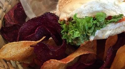 Photo of Vegetarian / Vegan Restaurant U.to.pi.a at Juan Escutia, Cuauhtémoc, Ciudad de México, DF, Mexico