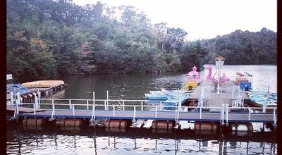 Photo of Lake 蟠竜湖県立自然公園 at 高津町, 益田市, Japan