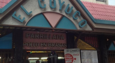 Photo of BBQ Joint El Coyuco at 3ra. Av. Los Palos Grandes, Caracas 1060, Venezuela