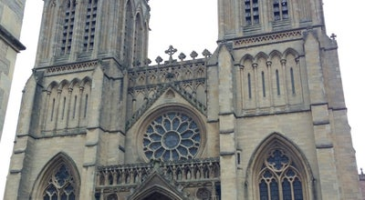 Photo of Church Bristol Cathedral at College Green, Bristol BS1 5TJ, United Kingdom