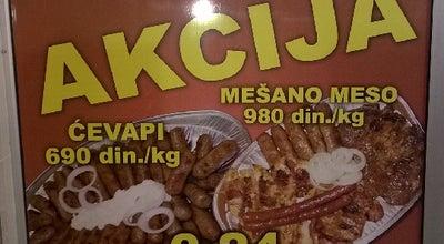 Photo of Burger Joint Boki Grill at Bul. Kralja Petra I, Novi Sad 21000, Serbia
