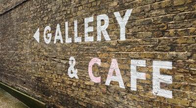 Photo of Cafe Carmelite Café at 183 Bow Rd, Bow E3 2SJ, United Kingdom