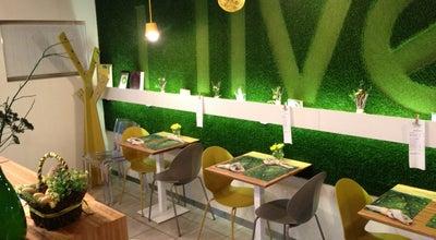 Photo of Vegetarian / Vegan Restaurant I Live Café at Вул. Еспланадна, 32, Київ 01001, Ukraine