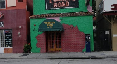 Photo of Rock Club Tobacco Road at 626 S Miami Ave, Miami, FL 33130, United States