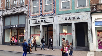 Photo of Clothing Store Zara at Rue De Fer 4-8, Namur 5000, Belgium