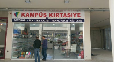 Photo of Bookstore kampüs kırtasiye at Turkey