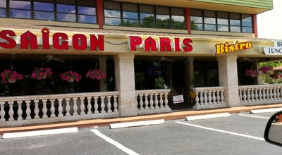 Photo of Vietnamese Restaurant Saigon Paris Bistro at 12995 S Cleveland Ave, Fort Myers, FL 33907, United States