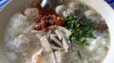 Photo of Ramen / Noodle House ก๋วยจั๊บ แม่ราตรี at Ubon Ratchathani, Thailand