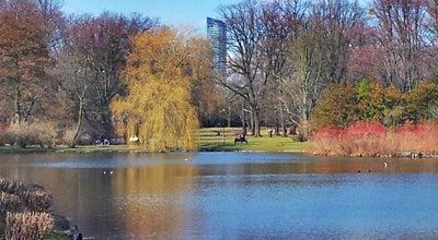Photo of Park Park Południowy at Waligórskiego, Wrocław, Poland