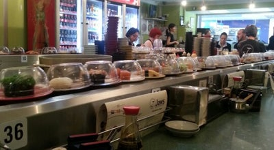 Photo of Sushi Restaurant Jaws Kaiten Sushi at Shop 1/726 Hay St, Perth, WA 6000, Australia