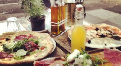Photo of Pizza Place Franco Manca at 144 Chiswick High Rd, Chiswick W4 1PU, United Kingdom
