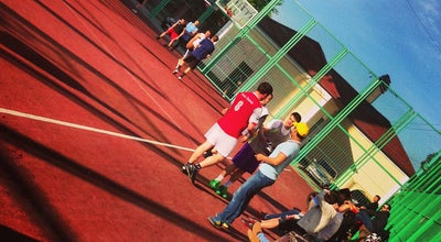 Photo of Basketball Court Баскетбольная Площадка в мкрн. Самал at Kazakhstan
