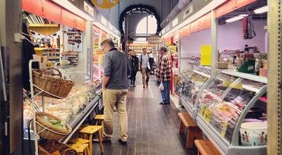Photo of Farmers Market Hakaniemen kauppahalli at Hämeentie, Helsinki 00530, Finland