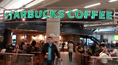 Photo of Coffee Shop Starbucks at Arrivals 4, Netherlands